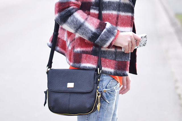 Cross body, dylan bag, marc b, close up, how to wear, fashion, belgian blogger
