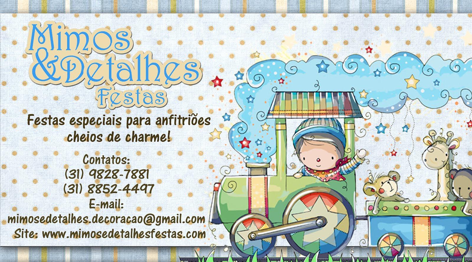 MIMOS & DETALHES FESTAS