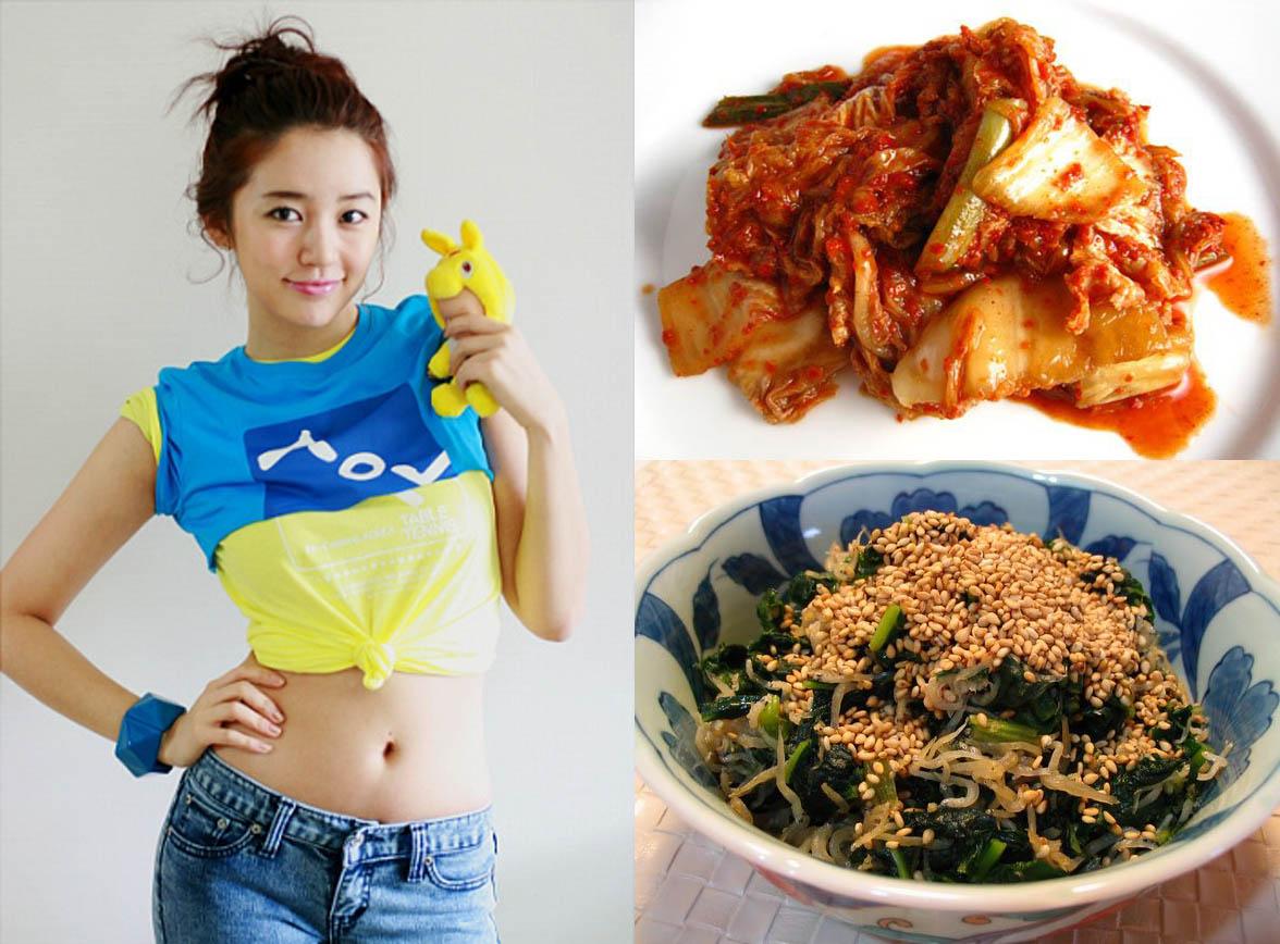 sasyachi beauty diary diet ala kpop idol