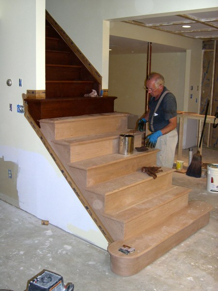 The best general tips for do it yourself building basement - Ideas for basement stairs ...