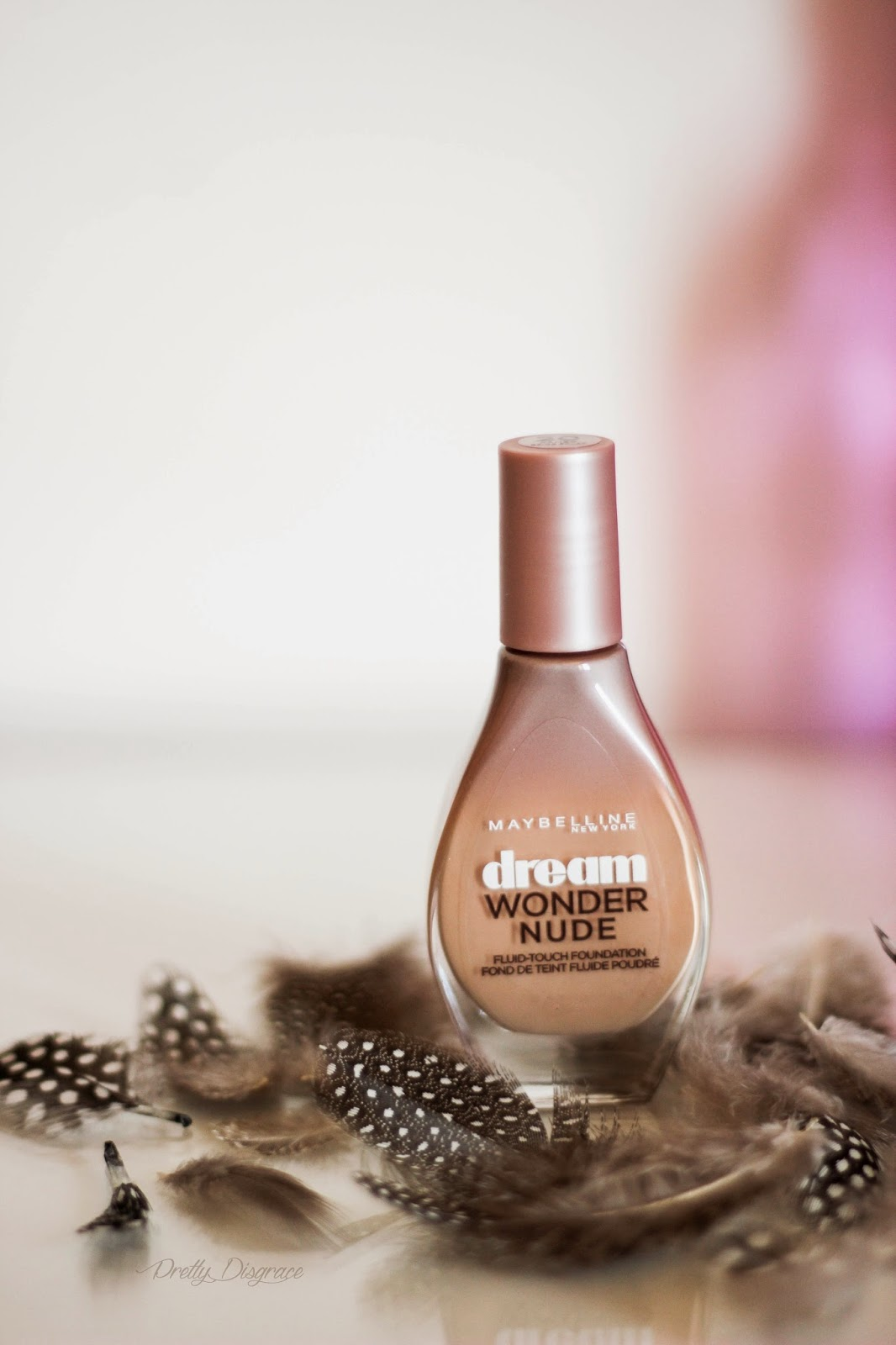 Dream Wonder Nude Gemey Maybelline