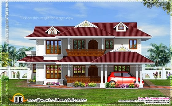 2900 sq-ft Kerala house