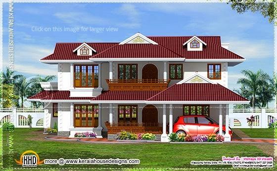 2900 sq-ft Kerala house