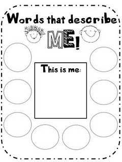 All About Me Lesson
