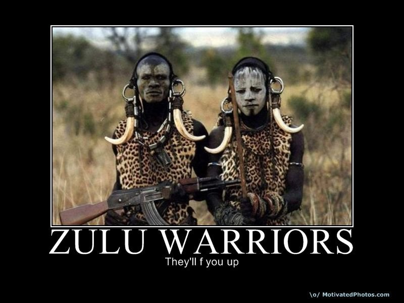 Funny Memes In Zulu : The zulu empire