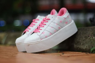 Sepatu Adidas Superstar Cewek