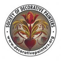 Members of Society of Decorative Painters