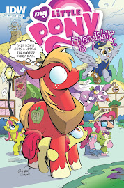 MLP Friendship is Magic #9 Comic
