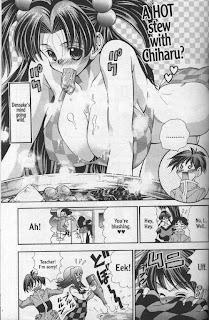 Sexismo en los Cómics, por Alan Moore 2 (de 3) Japan