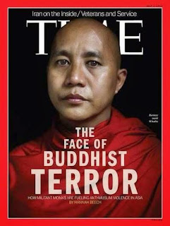 Ini Biksu Buddha Di Balik Pengusiran Muslim Rohingya