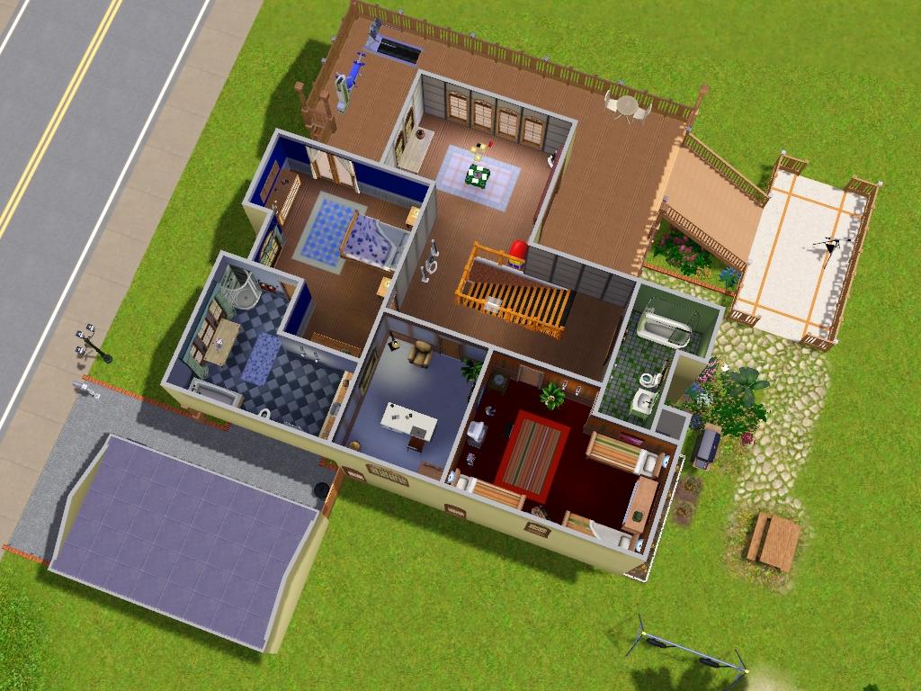 \u0027Ceritanya\u0027 desain Rumah The Sims 3 gue._.v   Freedom~ & Ceritanya\u0027 desain Rumah The Sims 3 gue._.v   Freedom~