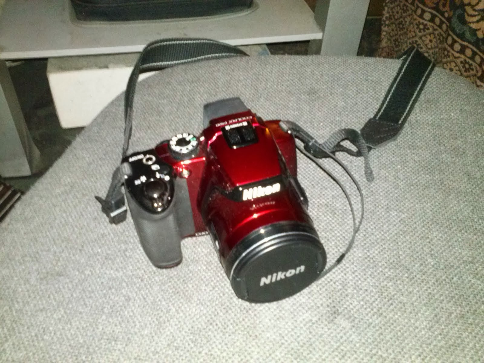 For SALE!  Nikon Coolpix P500