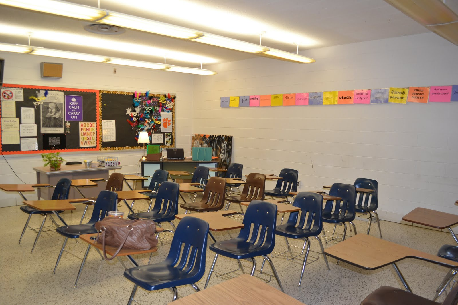 Classroom Organization Ideas High School ~ E myself and i classroom organization tips