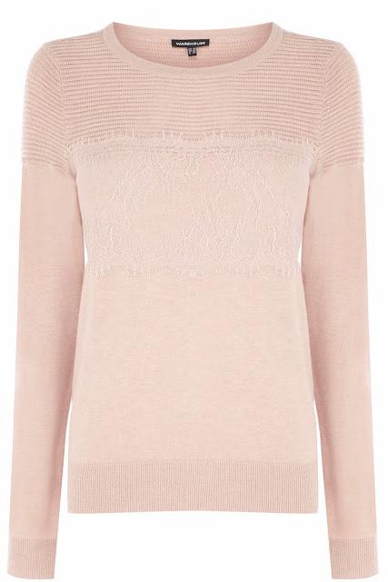 pink pretty jumper