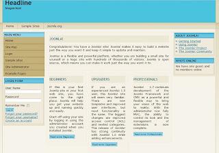 free joomla templates