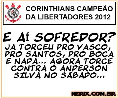Zuando O Corinthians