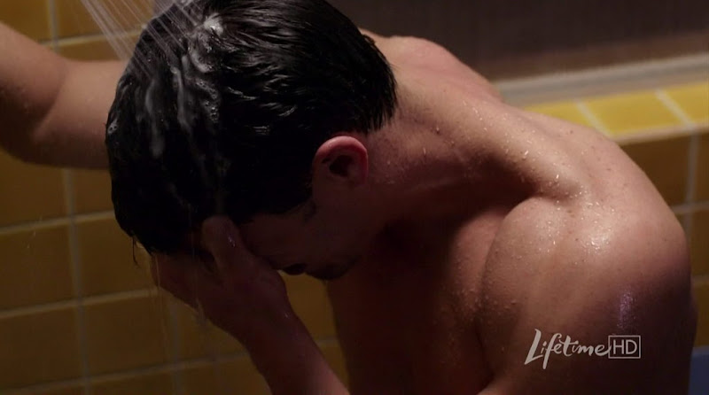 Brandon Quinn Shirtless in Against the Wall s1e02