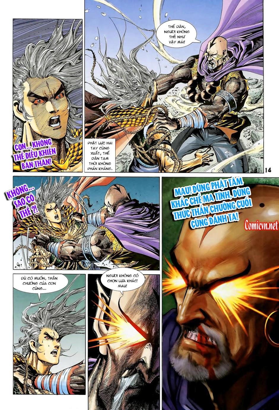 Đại Đường Uy Long Chap 102 - Trang 14