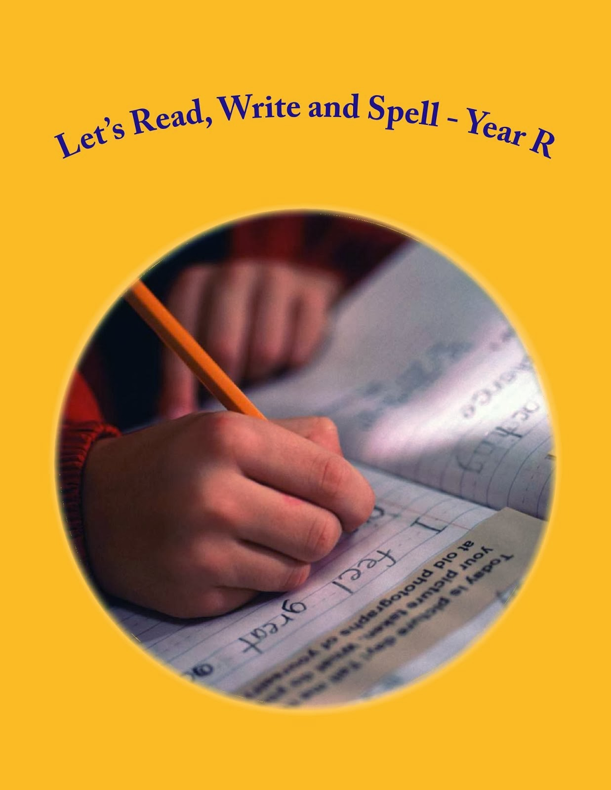 Let's Read, Write and Spell