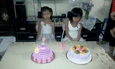 ELISHA & ELINA BIRTHDAY