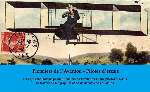 Pionniers de l'Aviation et Pilotes d'essais