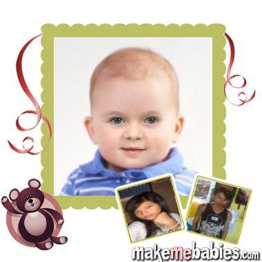 anda akan melihat wajah bayi anda yang akan lahir dengan situs ini;