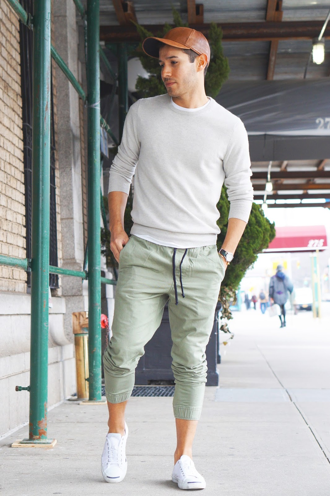 Jogger Wear - TREND STYLED u2022 Style Grooming Design and Travel Lifestyle Blog by Saul Rasco