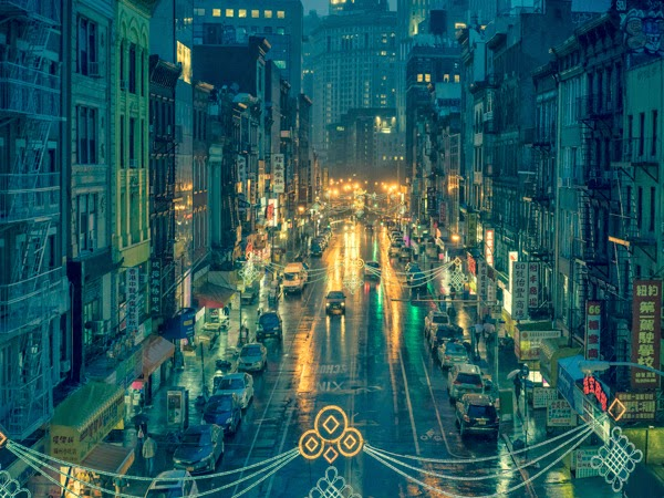 Franck Bohbot's Chinatown Photography