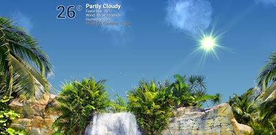 True Weather, Waterfalls v4.2 APK