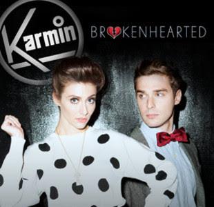 Karmin - Brokenhearted Lyrics