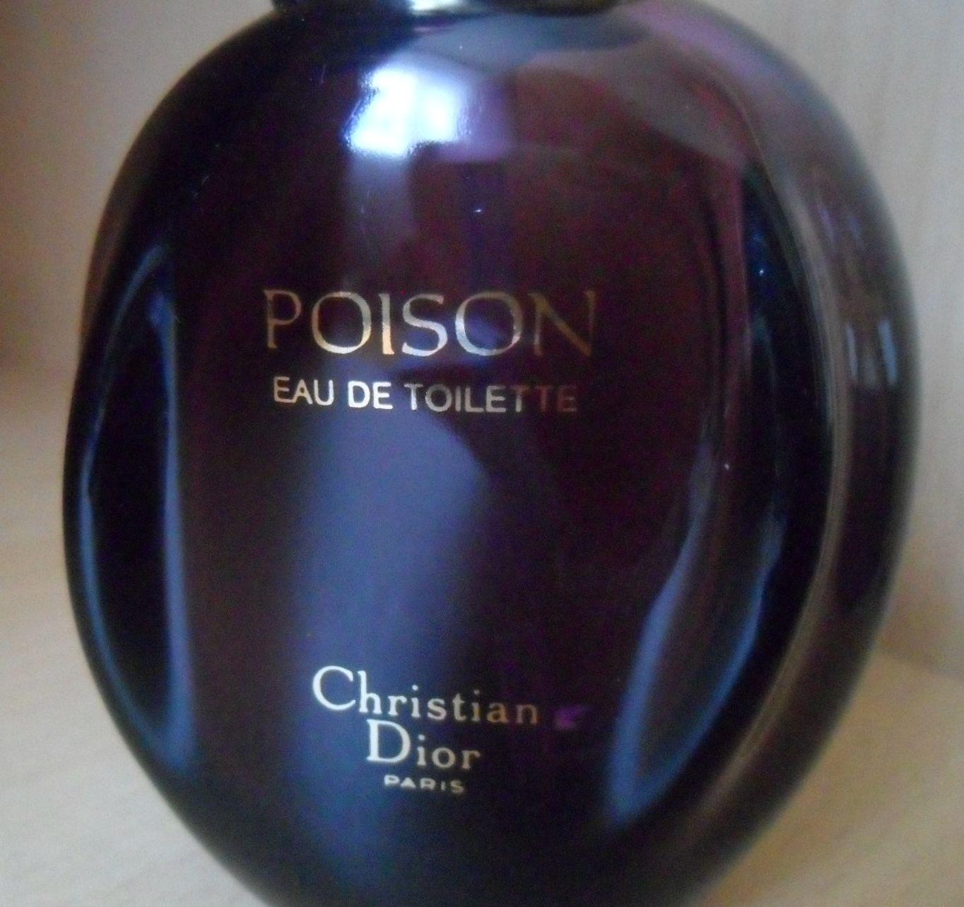 LOOK GOOD POISON Eau De Toilette Perfumy Christian Dior