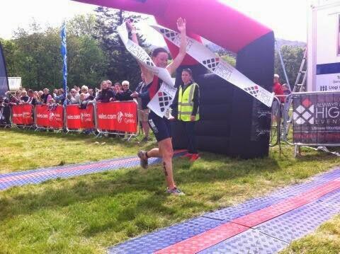 Suzie Richards triathlon