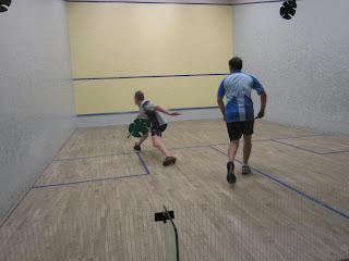 Squash, Center Parcs