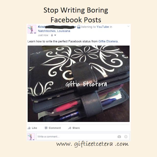 off topic, write, Facebook, blogging,