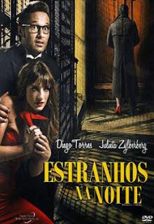 Estranhos na Noite - DVDRip Dublado