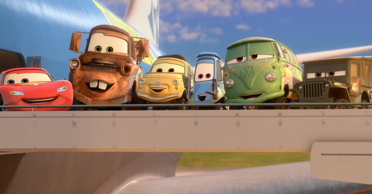 Pixar Corner: My Cars 2 Review