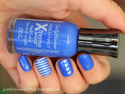 Sally Hansen 420 - Pacific Blue