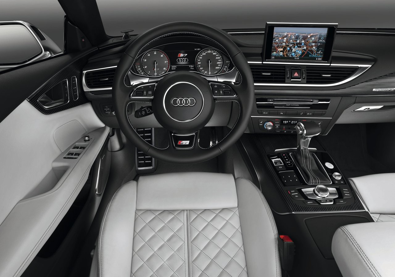 Bose Speakers For Cars >> 2013 Audi S7 Sportback | Auto Cars Concept