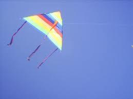 Como hacer un volantin para volar