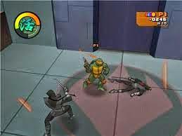 Unduh game kura-kura ninja