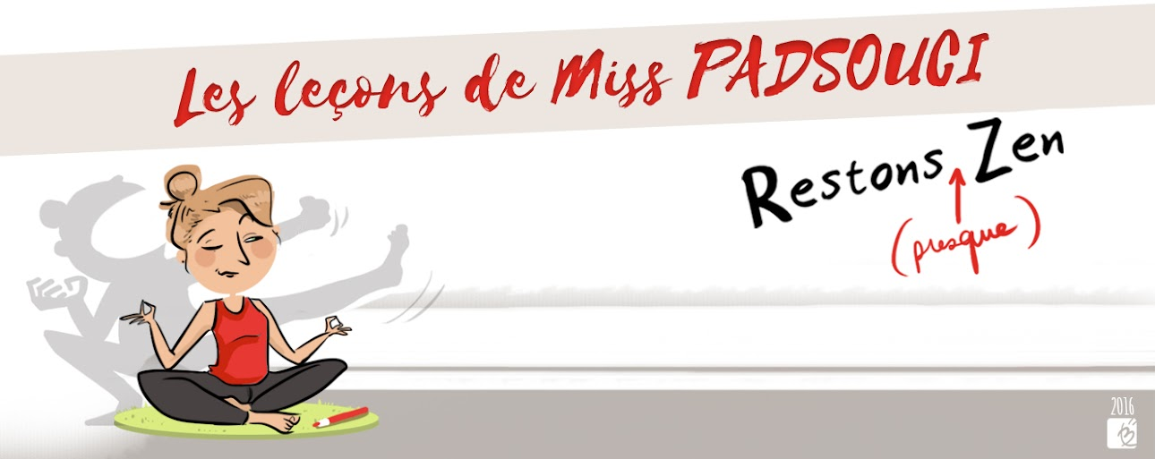 Les leçons de miss Padsouci