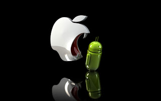 Apple iPhone 4S vs Android
