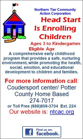 Head Start Enrollment Now