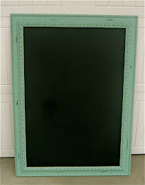 Jade Chalkboard (SOLD)