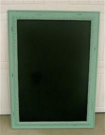 Jade Chalkboard (SOLD)