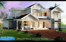 Modern Green Home Plans