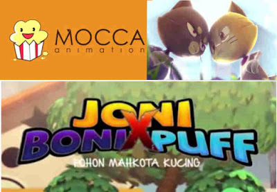 film animasi Indonesia 3D mocca Studio