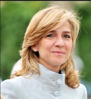 El derecho de pernada de la princesa Cristina en su mudanza a Suiza