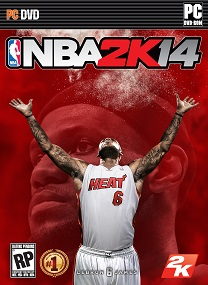 NBA 2K14-RELOADED Terbaru For Pc cover