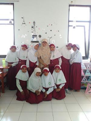 Kelas V SD Islam As-Salam Kota Malang